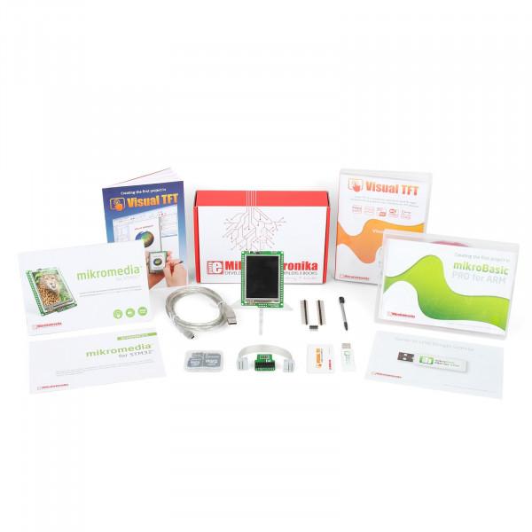 TFT Designer kit - STM32 M3