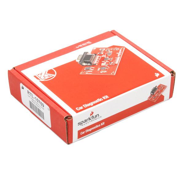SparkFun Car Diagnostics Kit