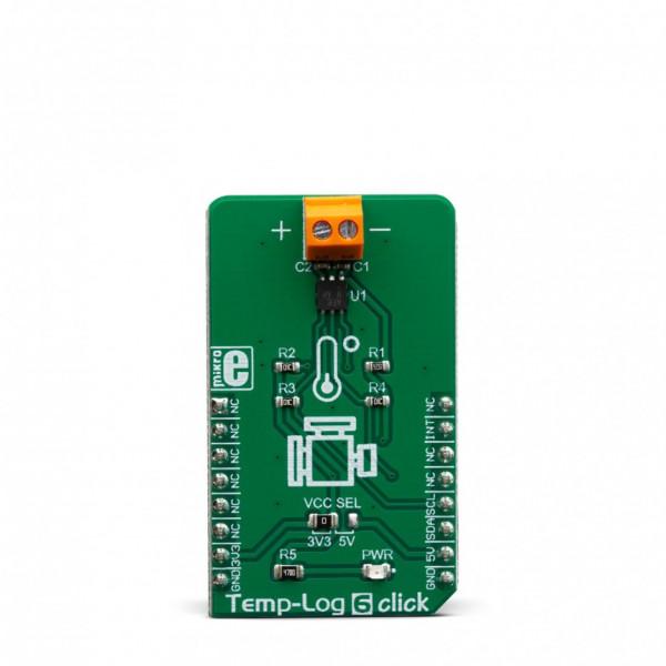 Temp-Log 6 click