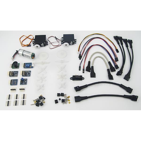 NI myRIO Mechatronics Accessory Kit