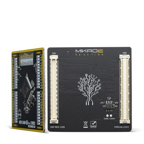 MCU CARD 11 FOR STM32 STM32F302VC