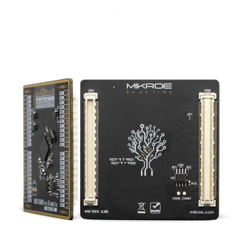 MCU CARD FOR KINETIS MK64FX512VDC12