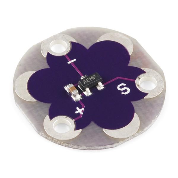 SparkFun LilyPad Temperature Sensor