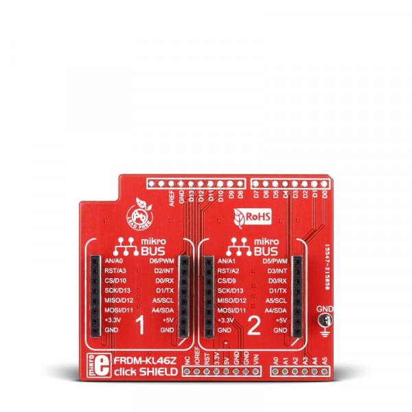 FRDM KL46 click shield