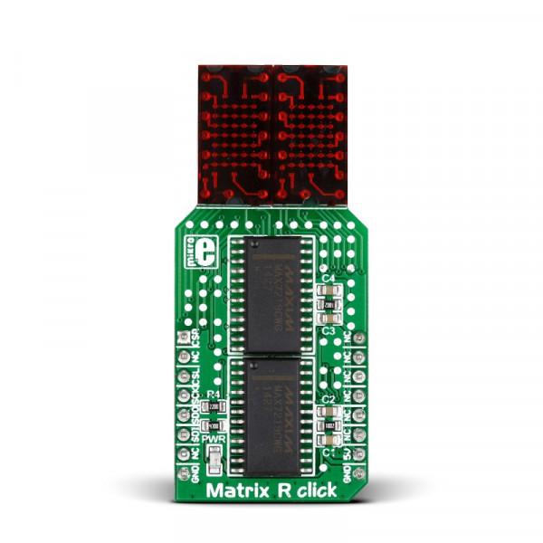Matrix R click