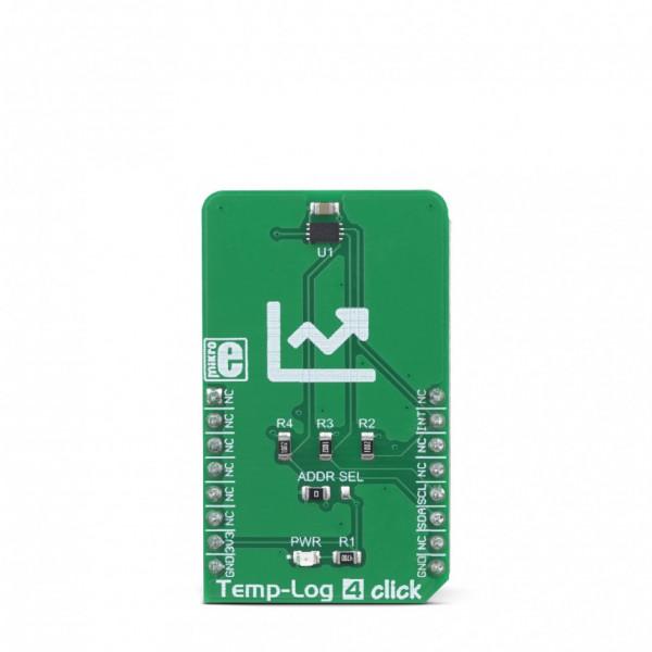 Temp-Log 4 Click