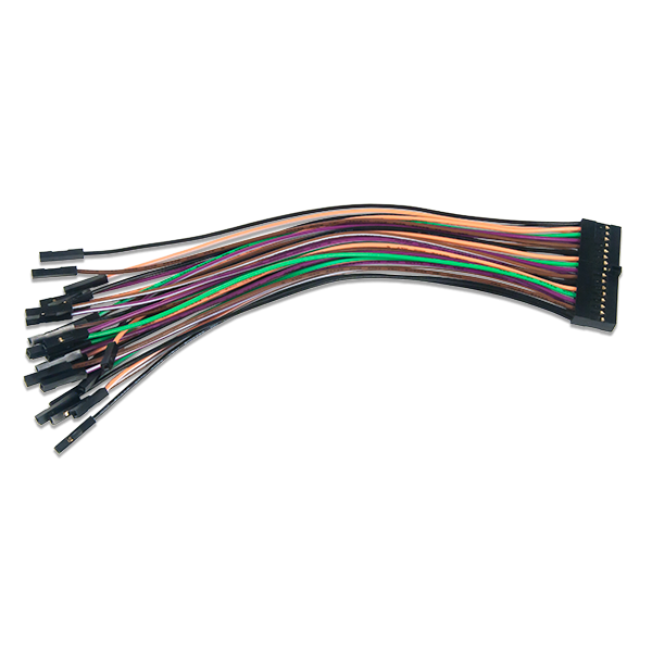 2x16 Flywires: Signal Cable Assembly for the Digital Discovery