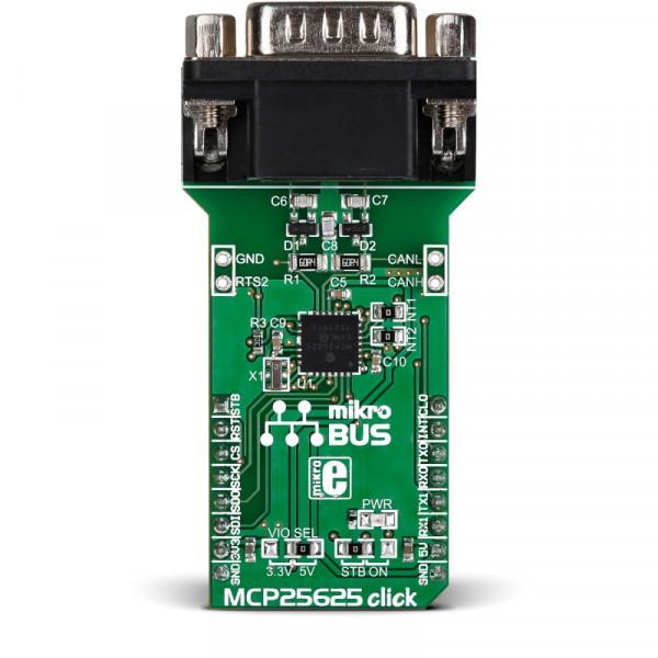 MCP25625 click
