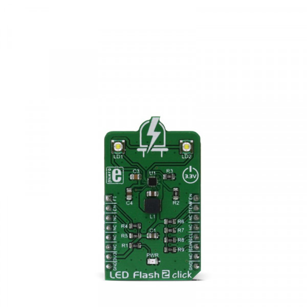 LED Flash 2 click