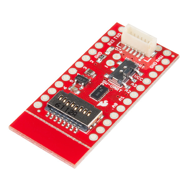 SparkFun Mini GPS Shield
