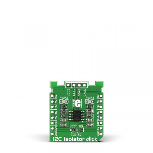 I2C Isolator Click