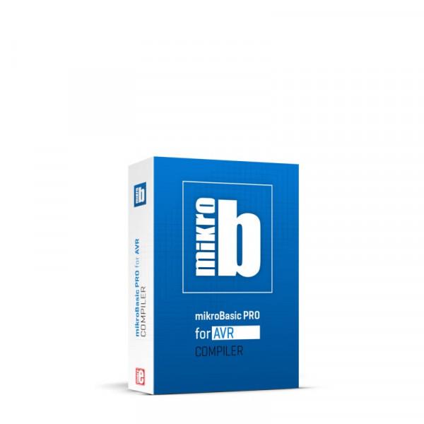 mikroBasic PRO for AVR Code License