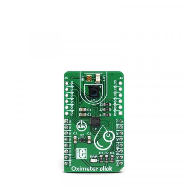 Oximeter click