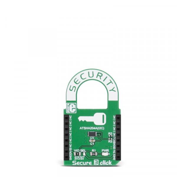 Secure 3 click