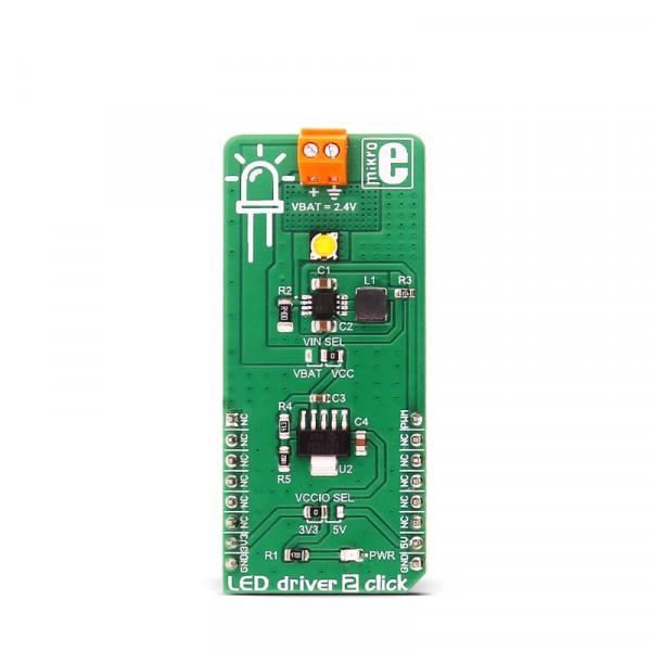 LED driver 2 click