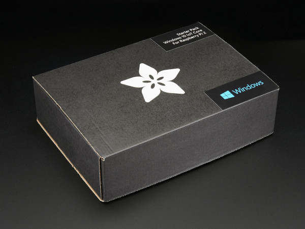 Microsoft IoT Pack for Raspberry Pi 2 - No Pi