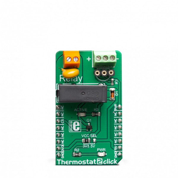 Thermostat 2 click
