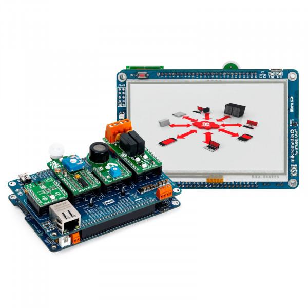 Let's make - mikroWeb server