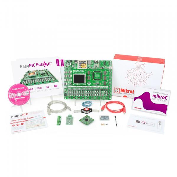 EasyStart Kit - PIC32MX7