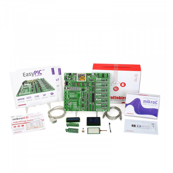 Easy Start Kit - dsPIC30