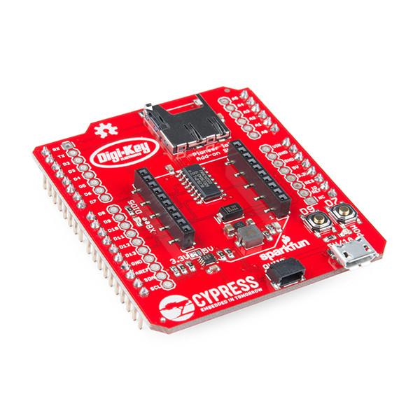 SparkFun Pioneer IoT Add-On Shield