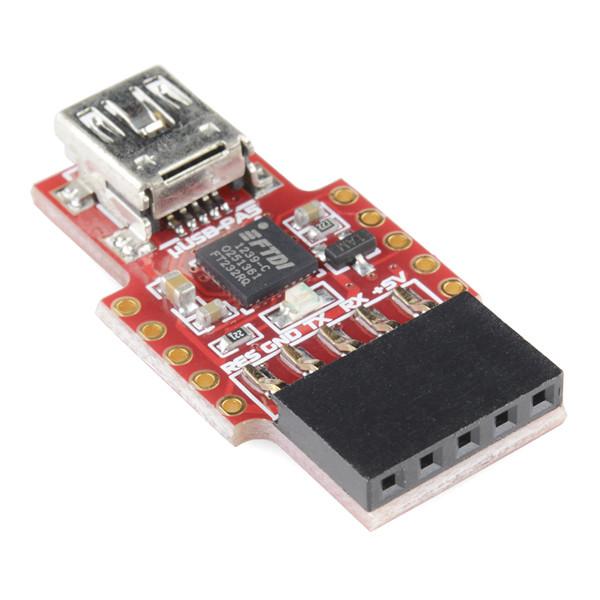 USB-to-Serial Bridge - µUSB-PA5