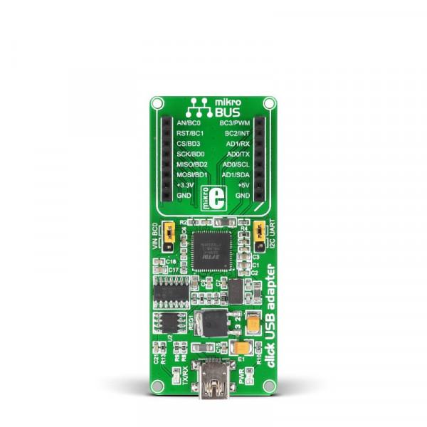 click USB adapter