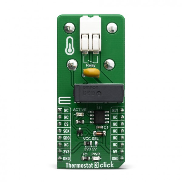 Thermostat 3 Click