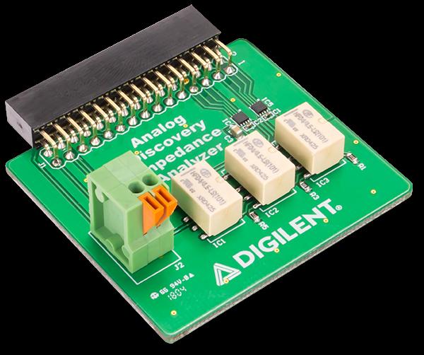 Impedance Analyzer for Analog Discovery