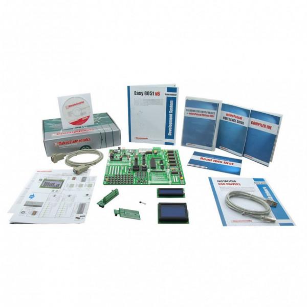 Easy Start Kit - 8051