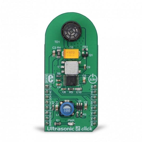 Ultrasonic 2 Click