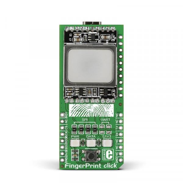 Fingerprint click