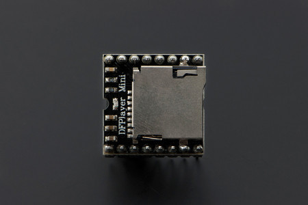 DFPlayer - A Mini MP3 Player For Arduino