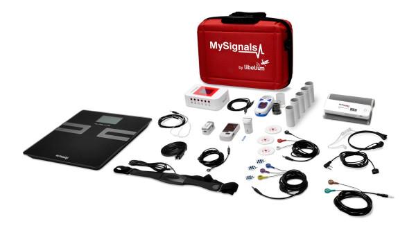 MySignals SW BLE Complete Kit (eHealth Medical Development Platform)