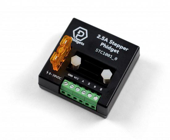 2.5A Stepper Phidget