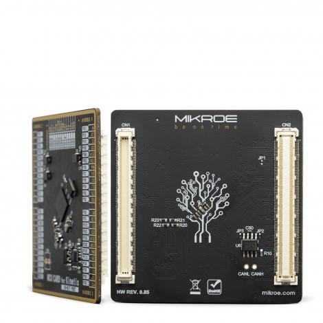 MCU CARD FOR KINETIS MK64FN1M0VDC12