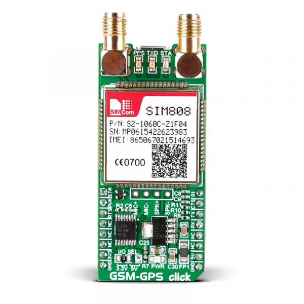 GSM-GPS click