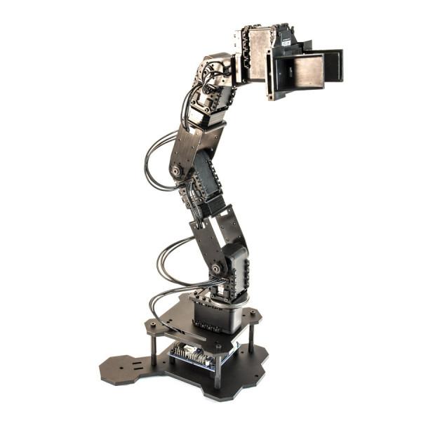 PhantomX Pincher Robot Arm Kit Mark II - Turtlebot Arm(Barebones)