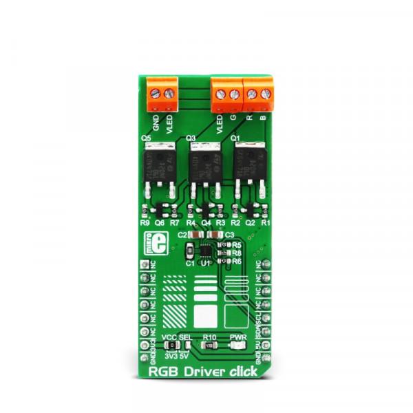 RGB Driver click