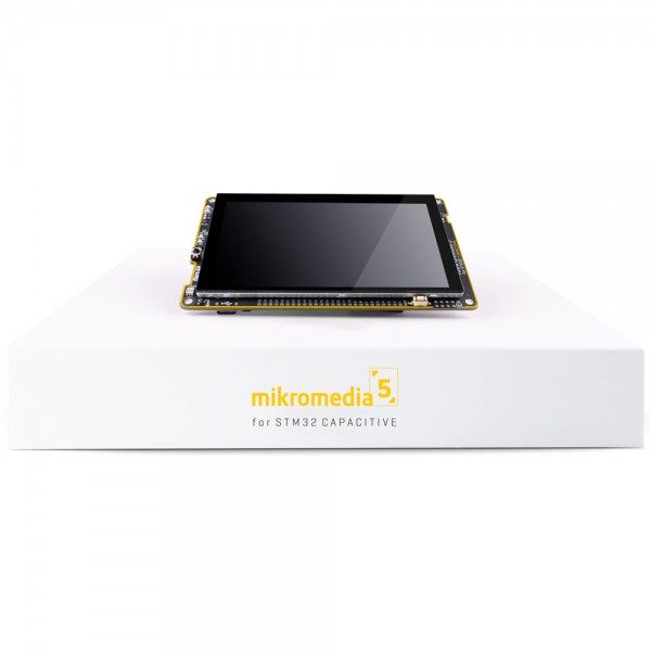 Mikromedia 5 for STM32F4 CAPACITIVE