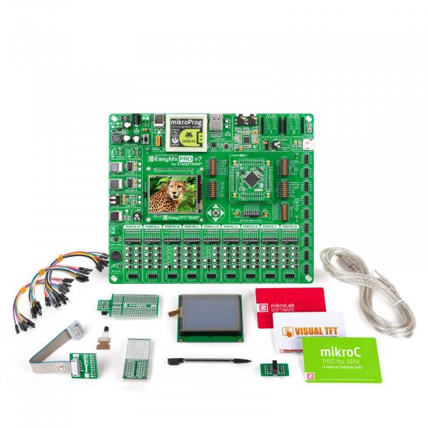 mikroLAB for STM32