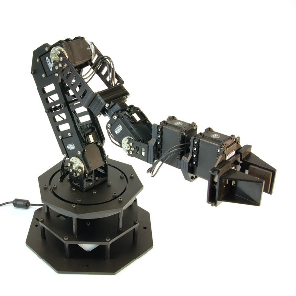 WidowX Robot Arm Kit w/ ROS (ROS Package)