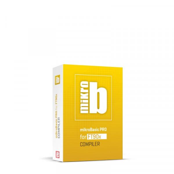 MikroBasic PRO for FT90x Code License