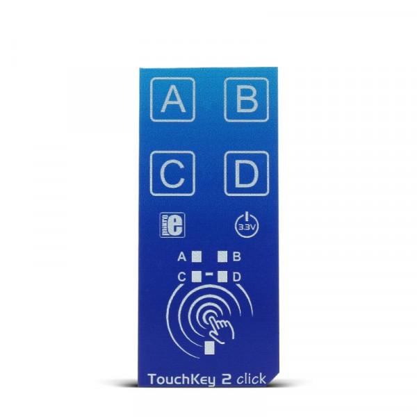 TouchKey 2 click