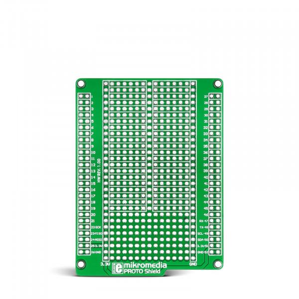 mikromedia PROTO shield