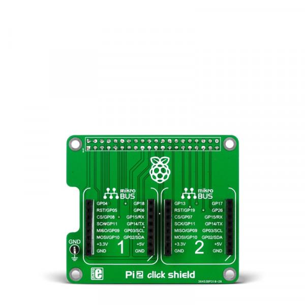 PI2 click Shield
