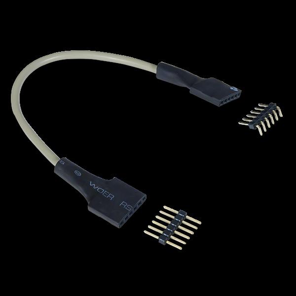 PICkit 3 Programming Cable Kit