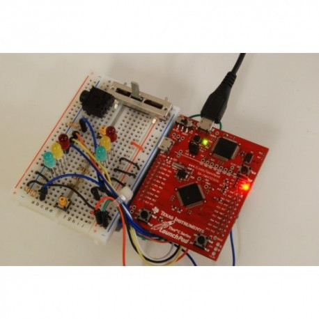 edX Embedded Systems 6.03x Kit