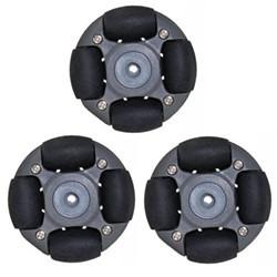 Mecanum Omni Directional Wheel -48mm