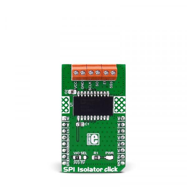 SPI Isolator click